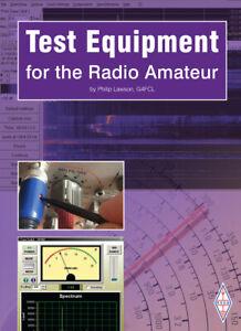 Test Equipment for the Radio Amateur - FREE P&P Book for Ham Radio