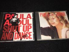 PAULA ABDUL Lot • Forever Your Girl & Shut Up And Dance The Mixes