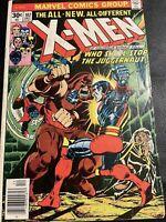 Uncanny X-Men #102, GD/VG 3.0, Juggernaut, Wolverine, Storm