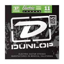 Dunlop 11-50 níquel medio pesado de cuerdas para guitarra eléctrica hecho en EE. UU. DEN1150