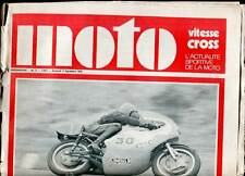 HEBDOMADAIRE MOTO VITESSE CROSS N°13. 1970.