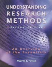 Understanding Research Methods: An Overview of the Essentials-ExLibrary