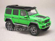 BRABUS 4x4² vert base Mercedes Classe G, miniature 1/43e MINICHAMPS 437032461