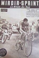 CYCLISME SPÉCIAL TOUR DE FRANCE 1952 ETAPE AVIGNON PERPIGNAN TOULOUSE BAGNERES