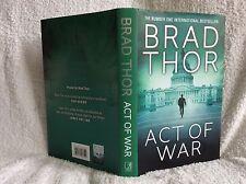 ACT OF WAR - Brad Thor (Hardback, 2014)