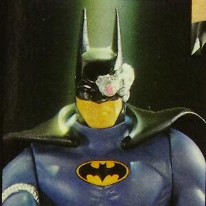 Batman Cyborg - Legends of, Sealed Kenner Mint Action Figure on Near Card '94