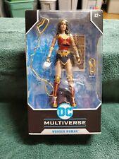 2020 McFarlane Dc Multiverse Wonder Woman 1984  Action Figure