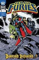 Female Furies #1-6 | Main & Variants Issues | DC Comics | 2019 VF/NM