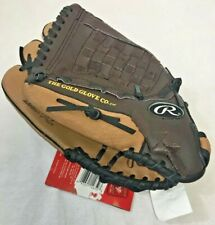 Rawlings The Playmaker Series 12 1/2 Inch PM25RBR LHT New Baseball Glove