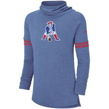 NWOT Women's Nike New England Patriots Dri-FIT Pullover Sweatshirt - XS