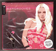 BARGROOVES - MAGENTA - 2 CD SET - NEW AND SEALED