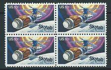 USA - MNH Block of 4  Space Stamps - 1974 - Skylab