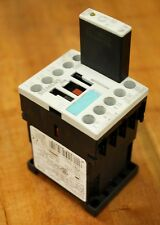 Siemens 3RT1016-1BB42 Contactor with 3RT1916-1LM00 - USED