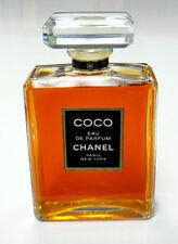 Coco Chanel Paris Vintage Rare Eau De Parfum 200 ml 6.7 fl oz Splash 99% Full