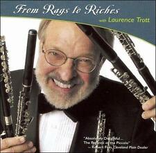 From Rags to Riches / Laurence Trott (piccolo), New Music