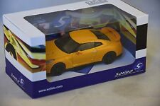 Solido 1 43 - Nissan Gt-r Orange - 4401200