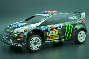 HPI WR8 Flux RTR Brushless 1/10th Scale Ken Block Rally Car OZRC JL