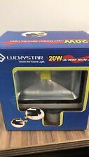 20W LED Light PIR Infrared Motion Sensor Security Flood Outdoor Garden Lamp Kit