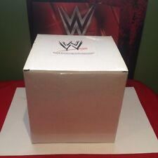 WWE WWF BRAND NEW RARE JOHN CENA SNOW GLOBE 5 INCH ROUND IN ORIGINAL BOX