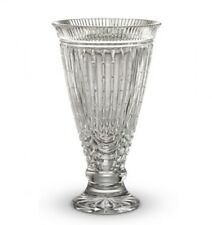 """House of Waterford Cliffs of Moher Vase 32.5cm /13"""""""