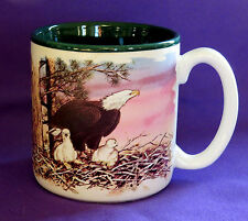 Eagle Mug- Potpourri Press- Care About Tomorrow series