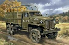 ICM 35511 - 1:35 Studebaker US6 WWII Army Truck - Neu