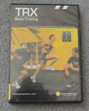 FITNESS ANYWHERE - TRX BASIC TRAINING DVD - SEALED