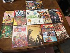 12 Comic Books walking dead 163, Dc Superhero Girls 1, Rebels
