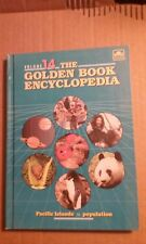 The Golden Encyclopedia 1988 - Volume 14 Pacific Islands to Population Hardcover