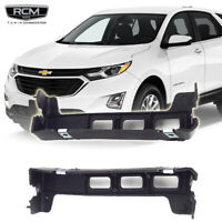 Fit for 2018 2019 Chevrolet Equinox Front Bumper Brackets Support Pair Set