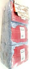 Web Foot Wet Mops Cotton/synthetic Blue Large 5-In. Red Headband, 6/carton []