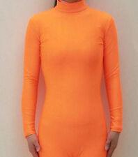 Adult Kid Lycra Spandex Zentai Costume Bodysuit Catsuit leotard Unitard
