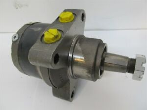 Parker 114A-106-HS-0, 110A Series, Hydraulic Wheel Motor