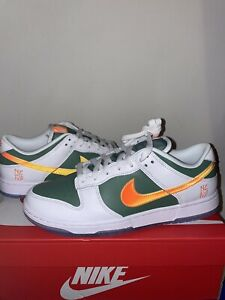 Nike Dunk Low NY vs NY Size 9.5M SKU:DN2489-300 DS Authentic