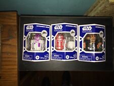 Star Wars Disneyland Galaxy's Edge Astromech Droid Lot Of 3 2020 Trading Outpost