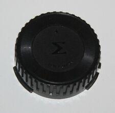 Sigma - Canon FD Mount Rear Lens Cap - vgc