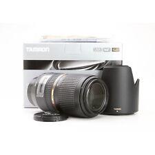 Canon Tamron Sp 4,0 -5, 6/70-300 Di Usd Vc +New (228980)