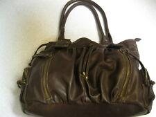 Damen Handtasche Tasche Graceland Braun