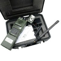 US!!! TCA/PRC152 HANDHELD RADIO (UV) Aluminum Metal Shell 5W UHF VHF Radio
