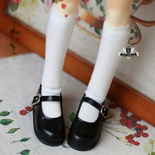 1/4 BJD Shoes MSD Dollfie DREAM lolita Black Shoes AOD DOD soom MID DZ Dollmore