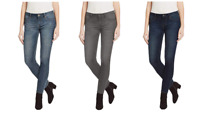 Buffalo David Bitton Ladies Super Soft Mid-Rise Skinny Pursuit Jeans - VARIETY
