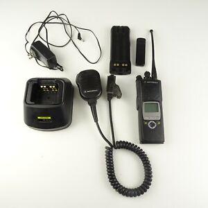 New MOTOROLA XTS5000 700 800 MHz P25 Digital Police Fire EMS RADIO H18UCF9PW6AN