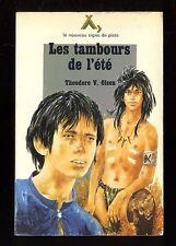 LE NOUVEAU SIGNE DE PISTE n°14  Les Tambours de l'été  OLSEN / GOURLIER  EO 1976