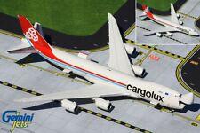 Cargolux Boeing 747-8F LX--VJA 1/400 scale diecast Gemini Jets Interactive