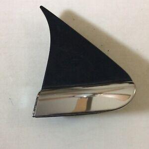 OEM 06-12 Lincoln MKZ Zephyr Driver Side Quarter Panel Trim Molding Flat Black