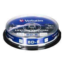 20 Verbatim MDISC BD -R spindle 25GB 4x Stampabile inkjet print inchiostro 43825