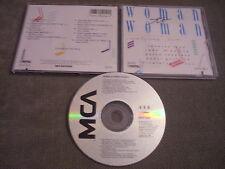 RARE OOP Woman to Woman CD V.2 country Loretta Lynn Reba McEntire Patty Loveless