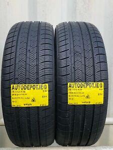 195/55R16 VREDESTEIN QUATRAC LITE 87V Part worn tyres x2 (W646A&B)