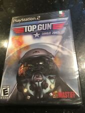 Top Gun: Combat Zones Sony PlayStation 2, PS2 Brand New Factory Sealed