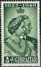 Mint Hinged British Postages Stamps